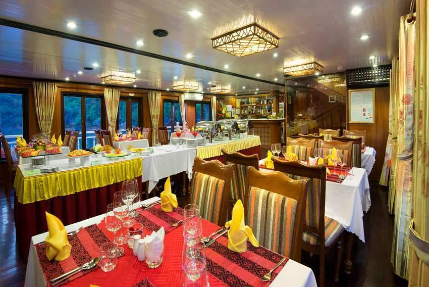 gray line halong cruise review