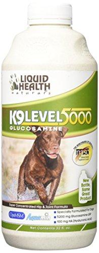 k9 liquid health glucosamine review