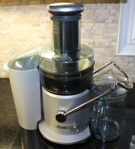 breville bje200gna juice fountain review