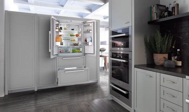 best built in fridge freezer reviews