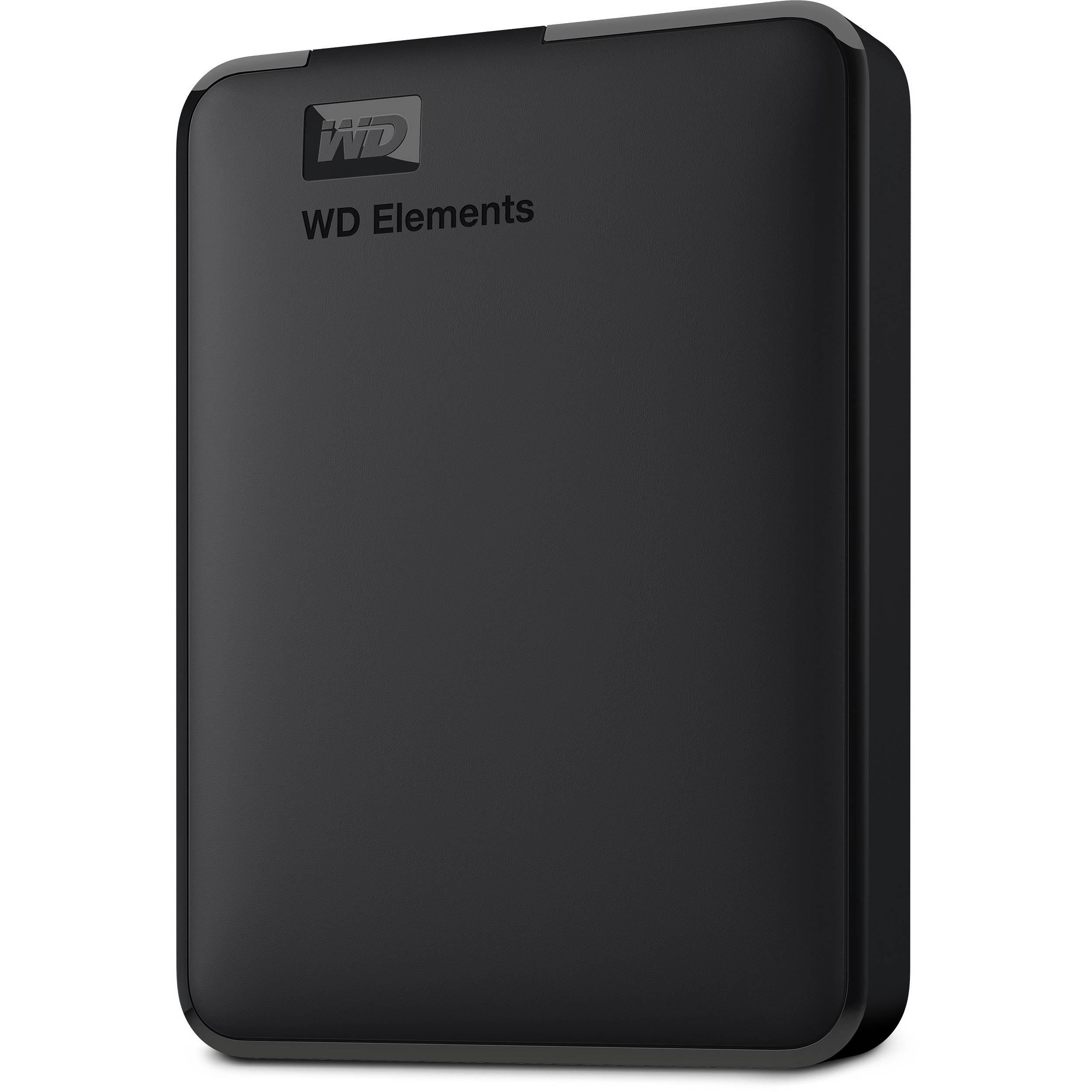 wd elements desktop 4tb review