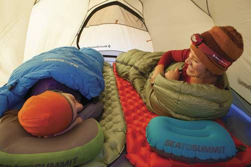 sea to summit ultralight sleeping pad review