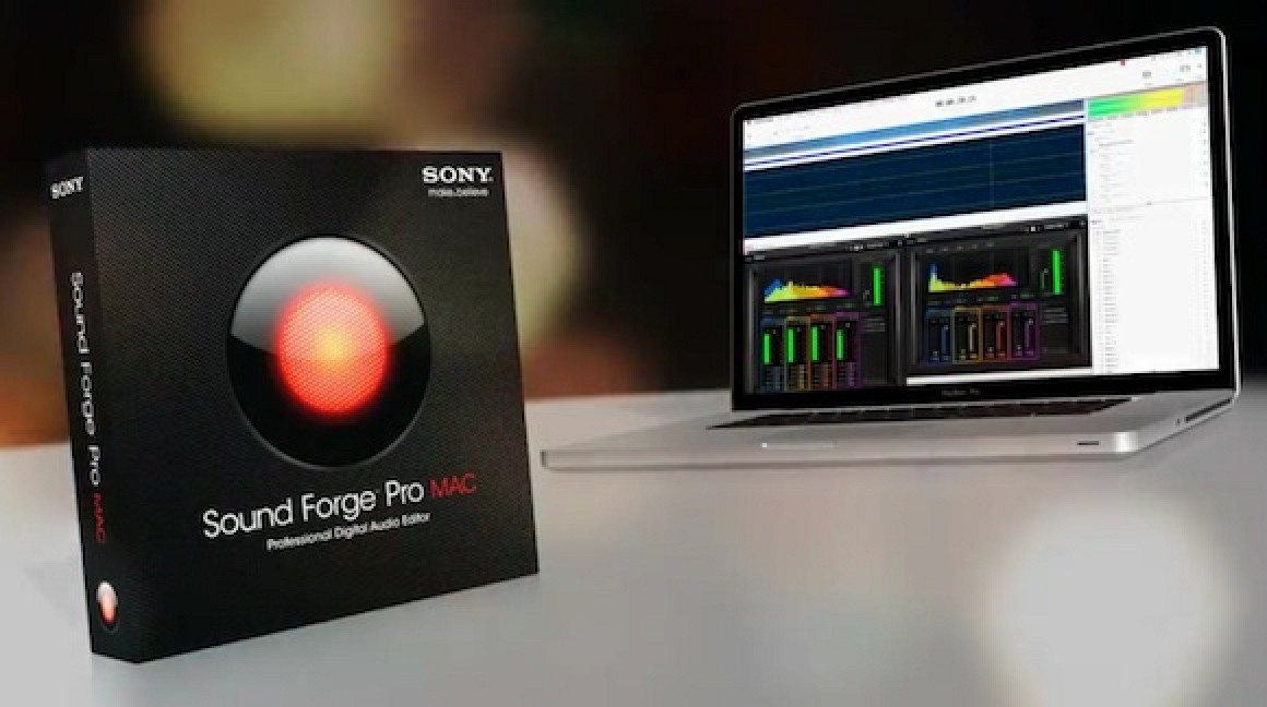 sound forge pro mac 2.5 review