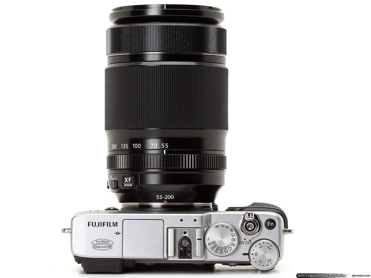 fujifilm xf 55 200mm review