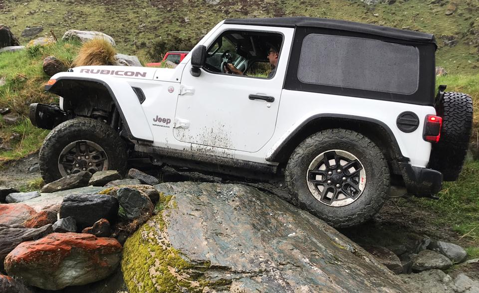 jeep quadra trac 1 reviews