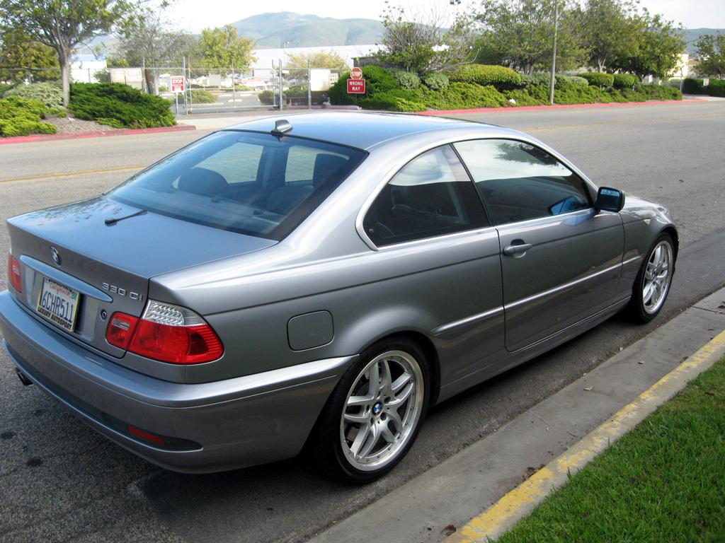 2004 bmw 330ci convertible review