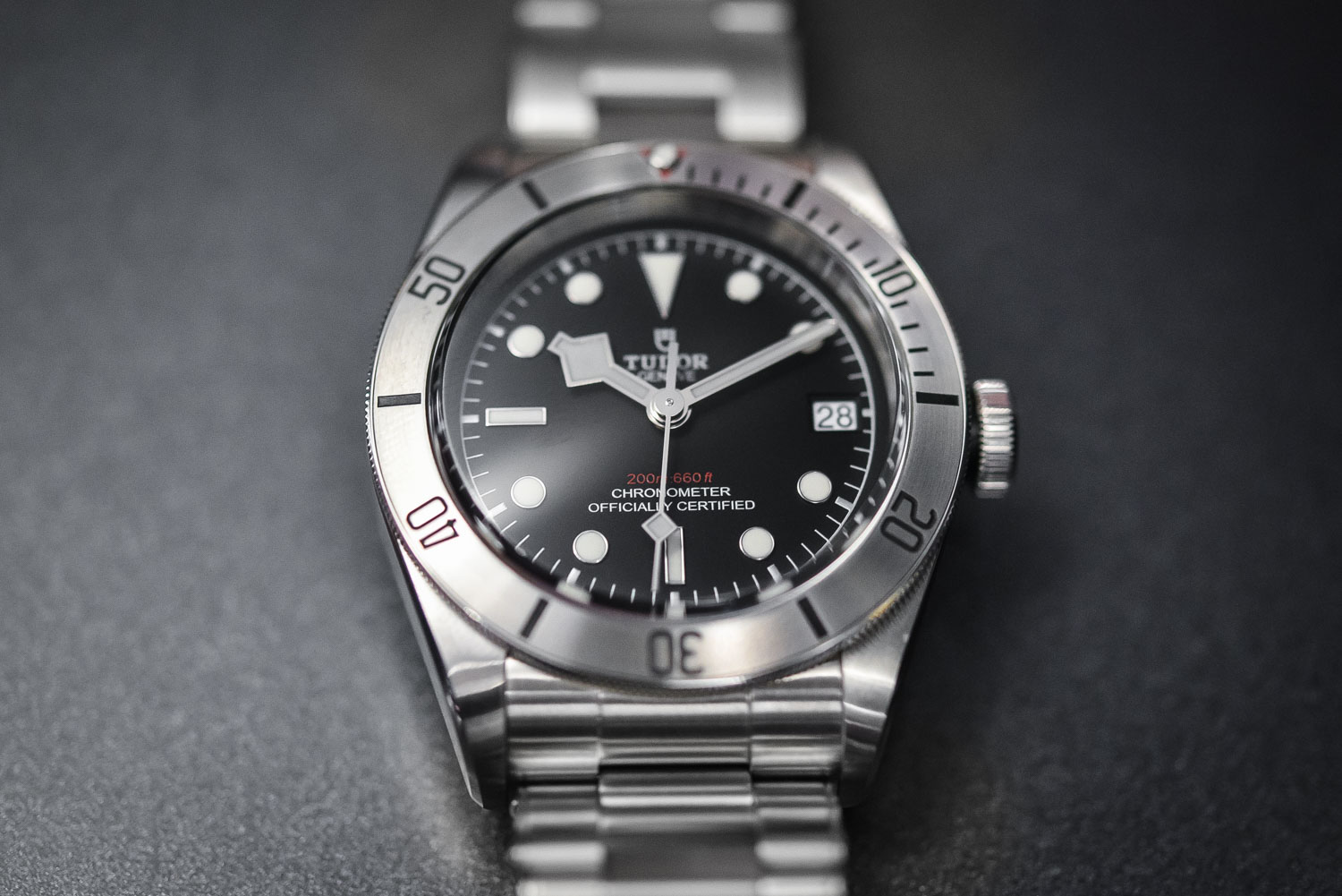 tudor black bay steel and gold review