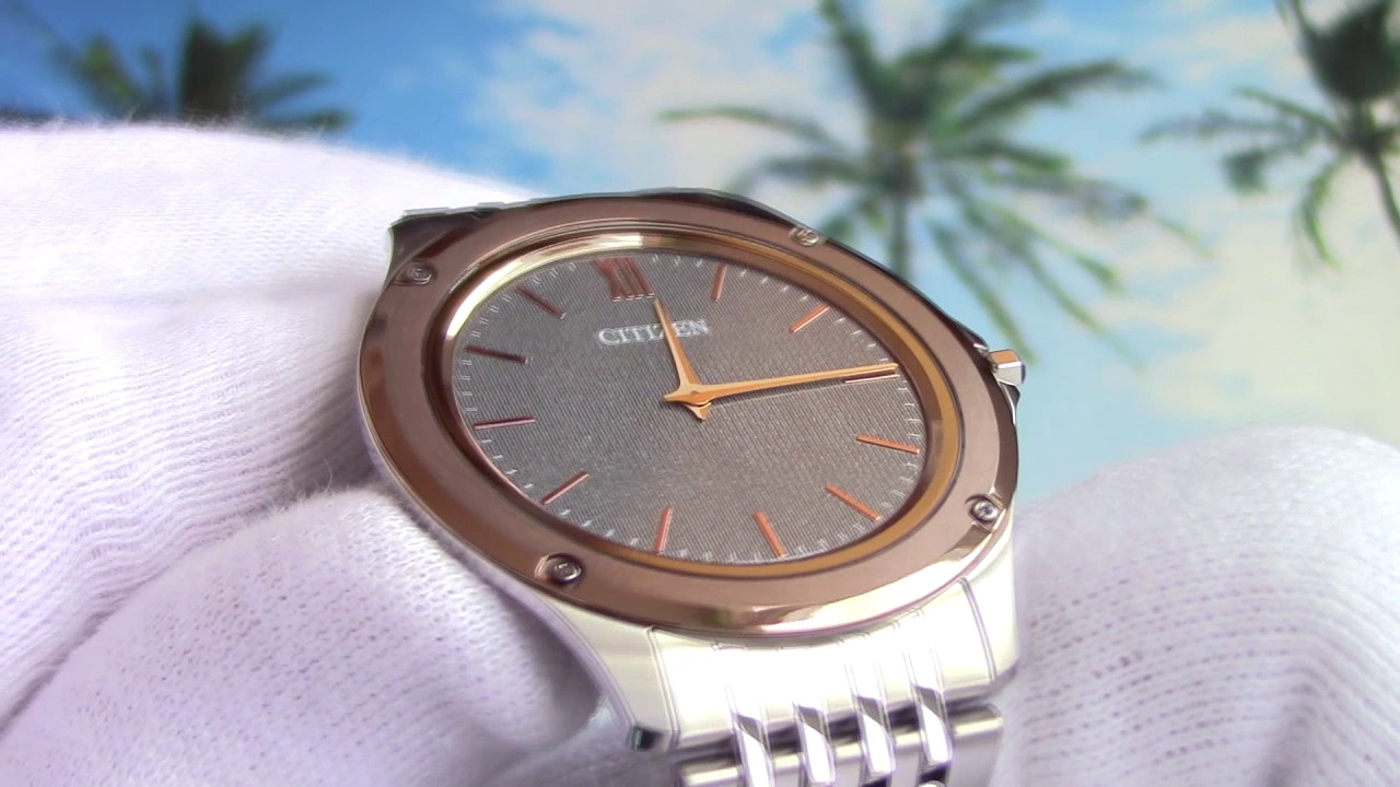 citizen eco drive one review