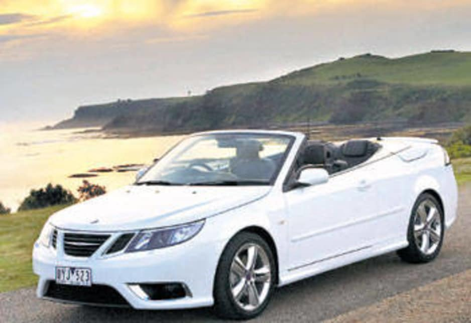 saab 9 3 coupe review