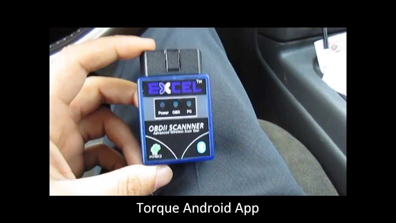 obd2 bluetooth adapter with torque pro app review