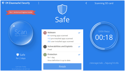 free antivirus for tablets reviews