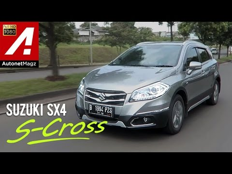 suzuki sx4 s cross review youtube