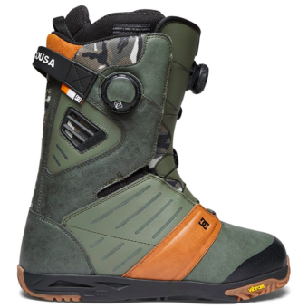 dc phase snowboard boots 2017 review