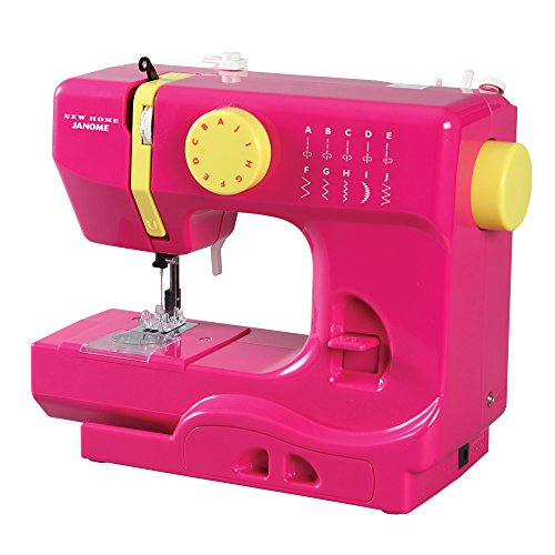 janome compact sewing machine review