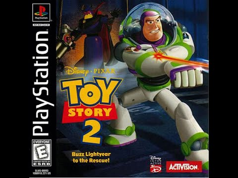 toy story 2 ps1 review