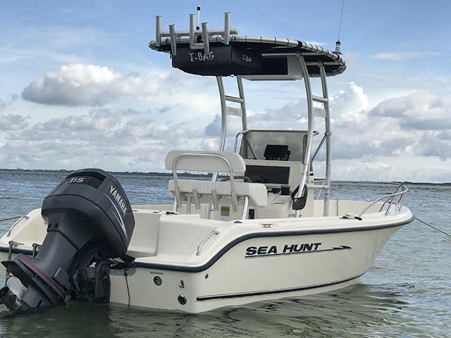 sea hunt triton 186 review