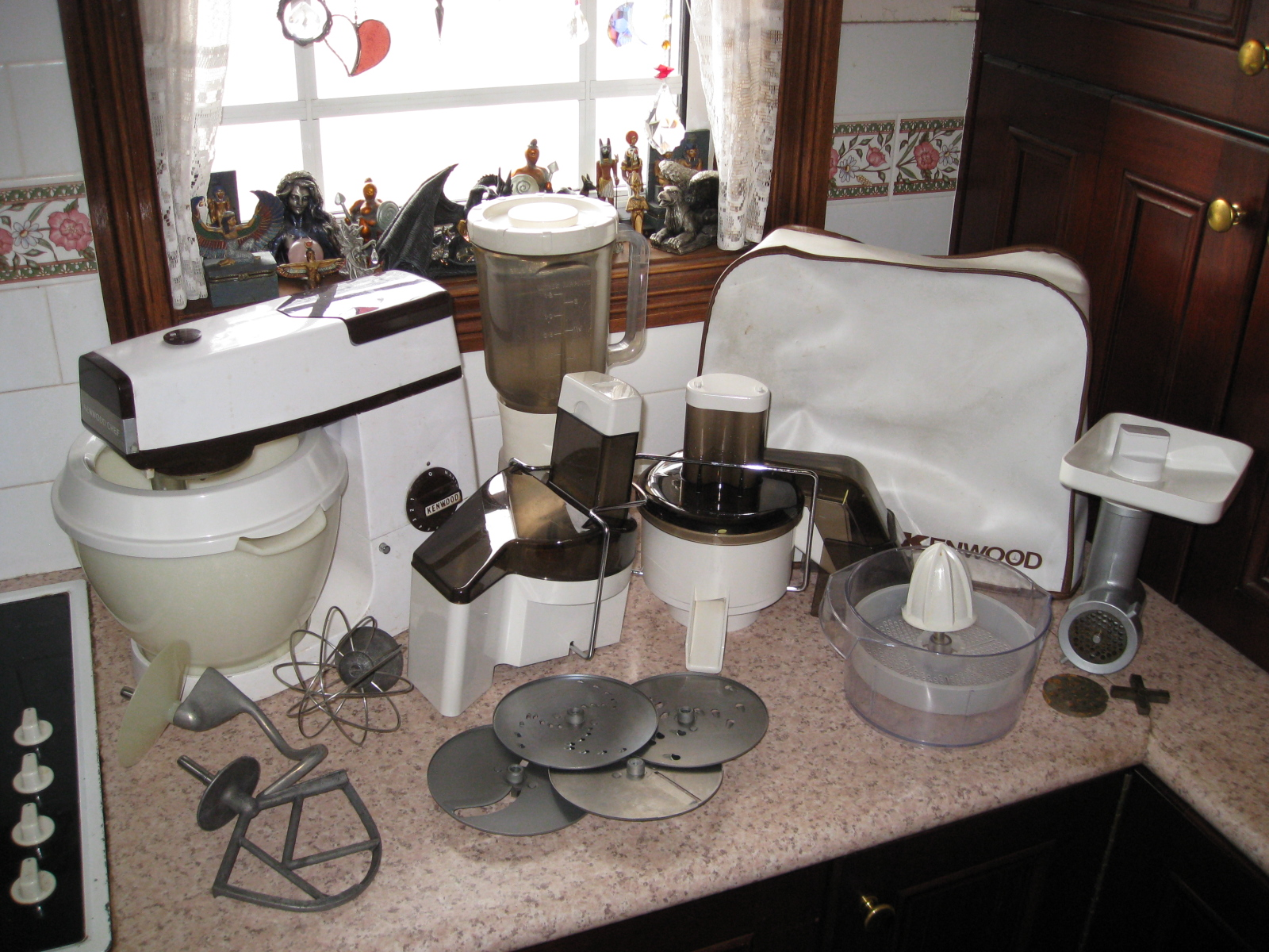 kenwood chef blender attachment review