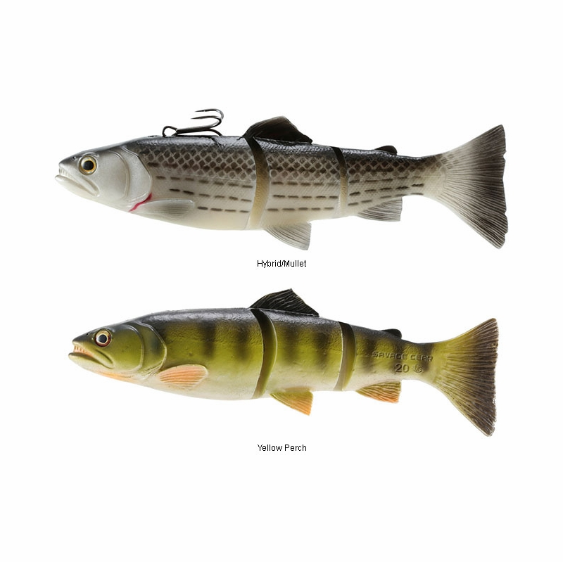 savage gear 3d trout review
