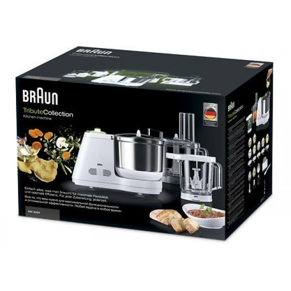 braun kitchen machine km 3050 review