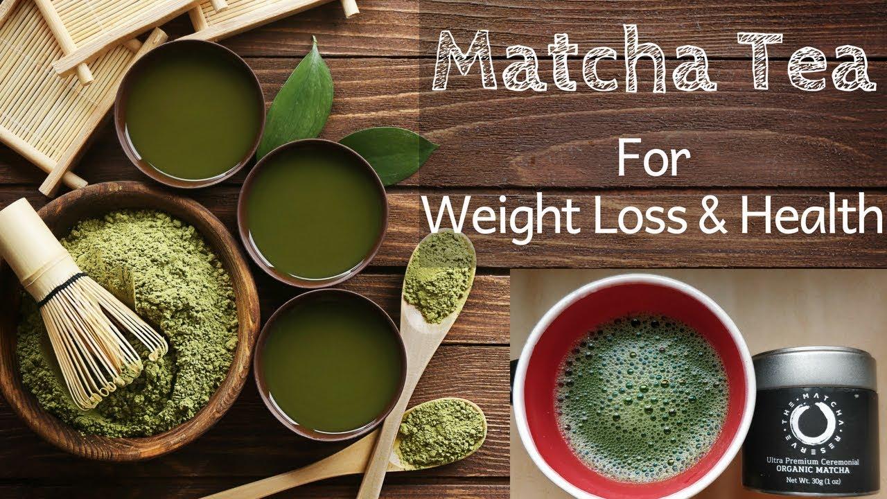matcha green tea powder weight loss reviews