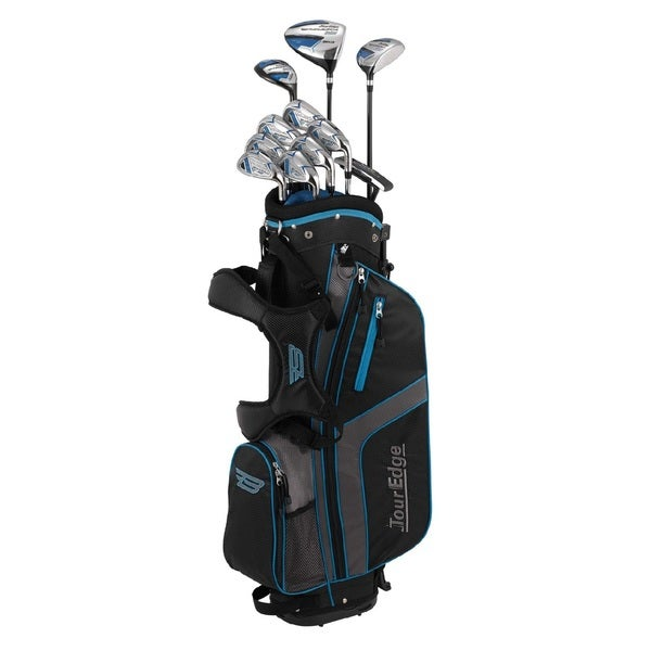 dunlop tour black golf set review