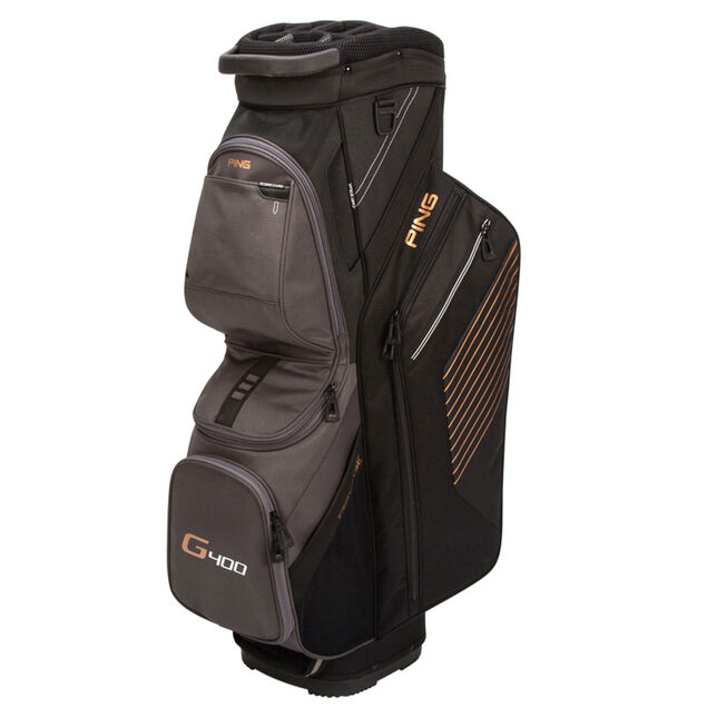 ping traverse cart bag 2017 review