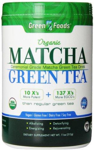 green foods matcha green tea reviews