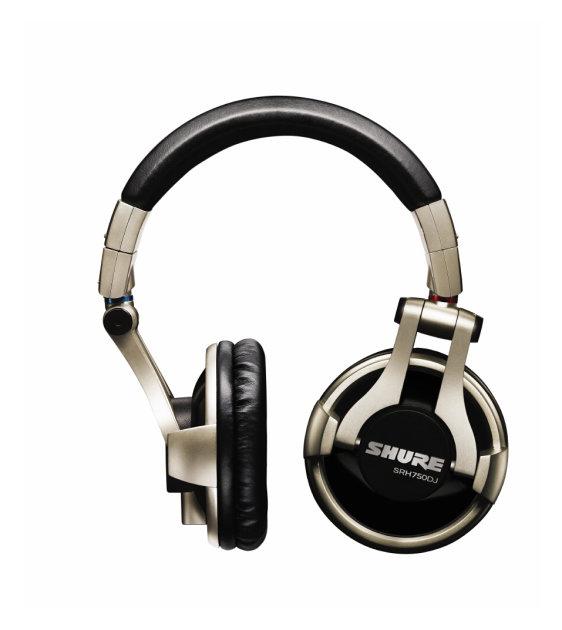 shure srh550dj professional quality dj headphones review