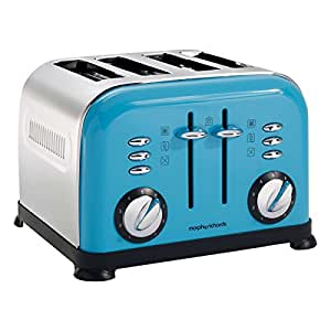 morphy richards accents 4 slice toaster review
