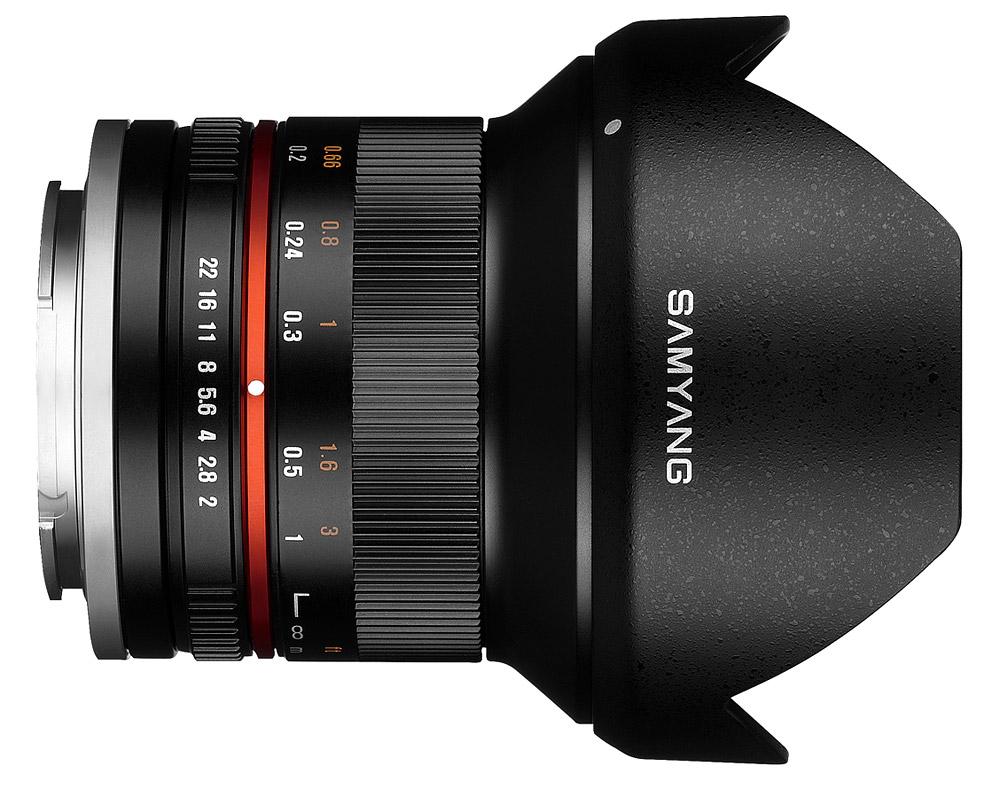 samyang 12mm f2 0 ncs cs lens review