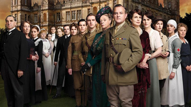 downton abbey season 2 review