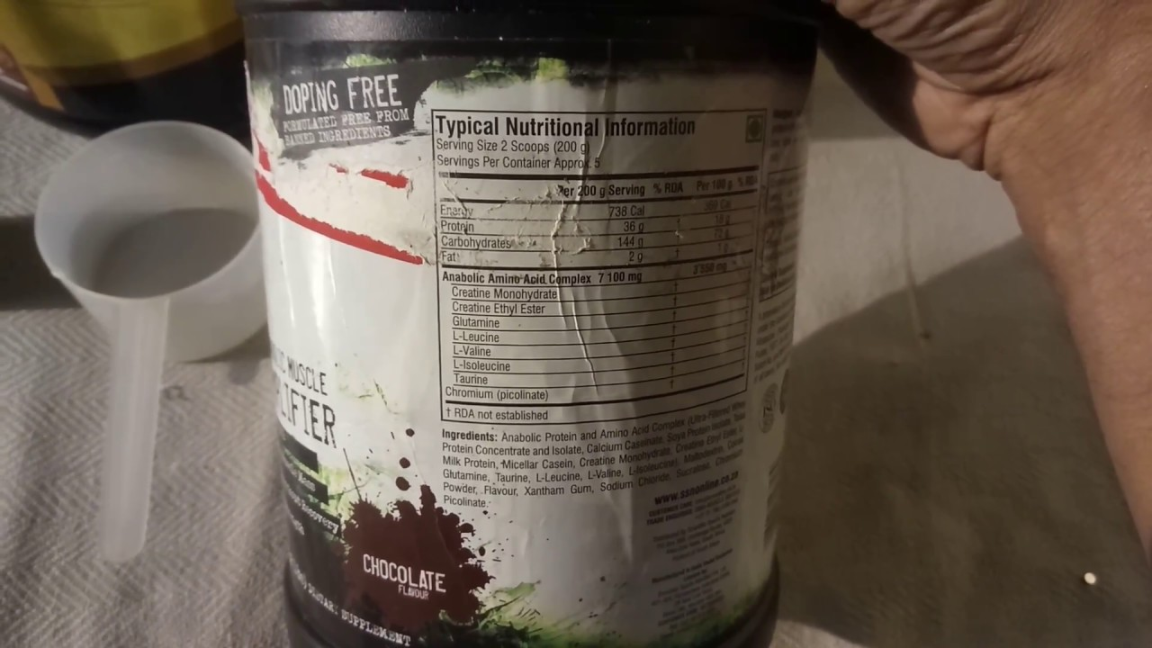 anabolic modulator muscle builder review