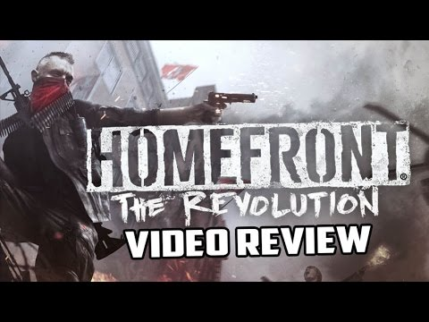 homefront the revolution review pc