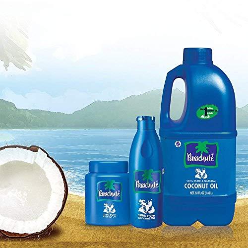 parachute 100 pure coconut oil review