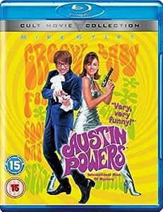 austin powers blu ray review