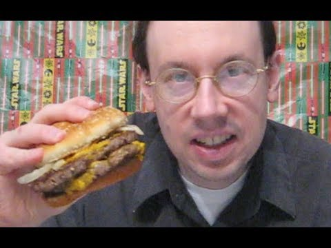 double quarter pounder with cheese review