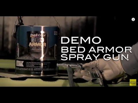 duplicolor bed armor aerosol review