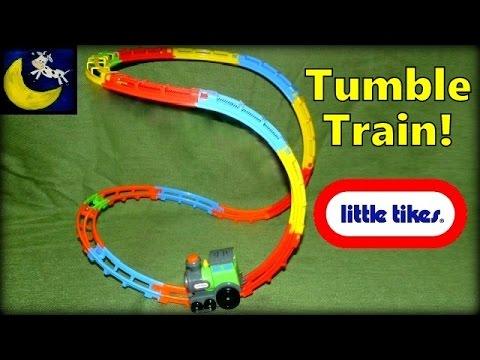 little tikes tumble train reviews