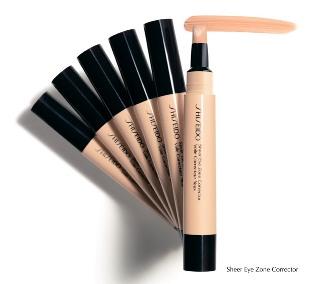 shiseido eye zone corrector review