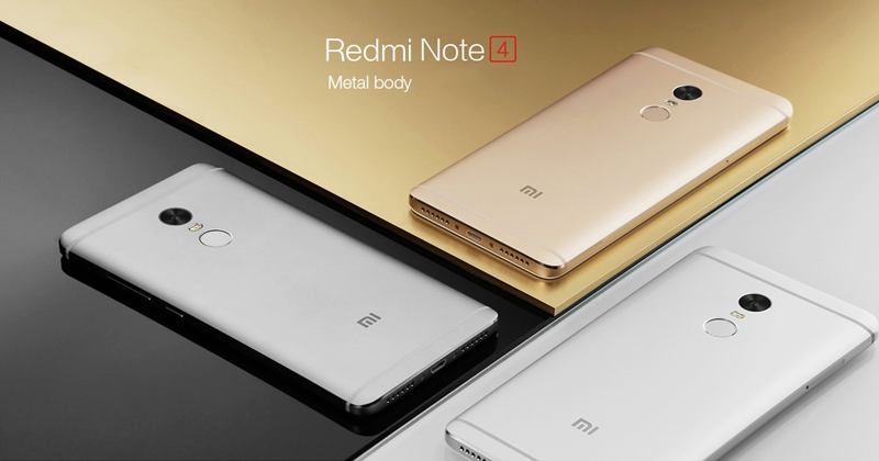 review for xiaomi redmi note 4