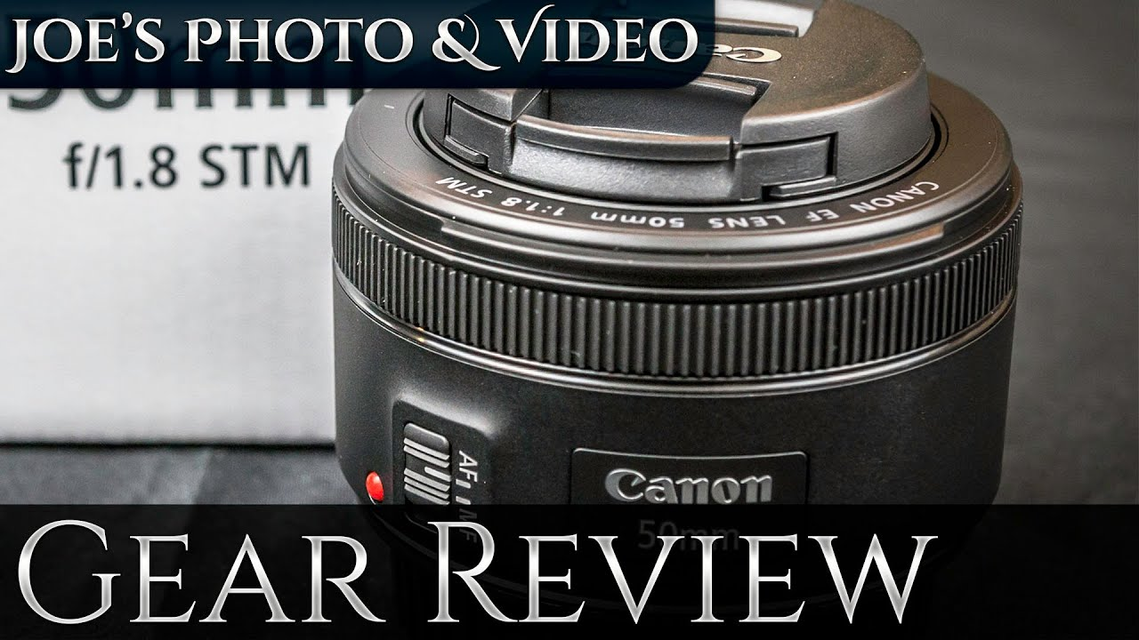 50mm f 1.8 stm review