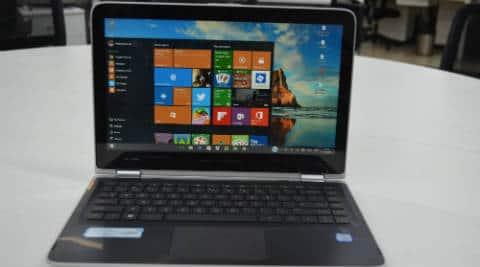 hp 360 degree laptop review