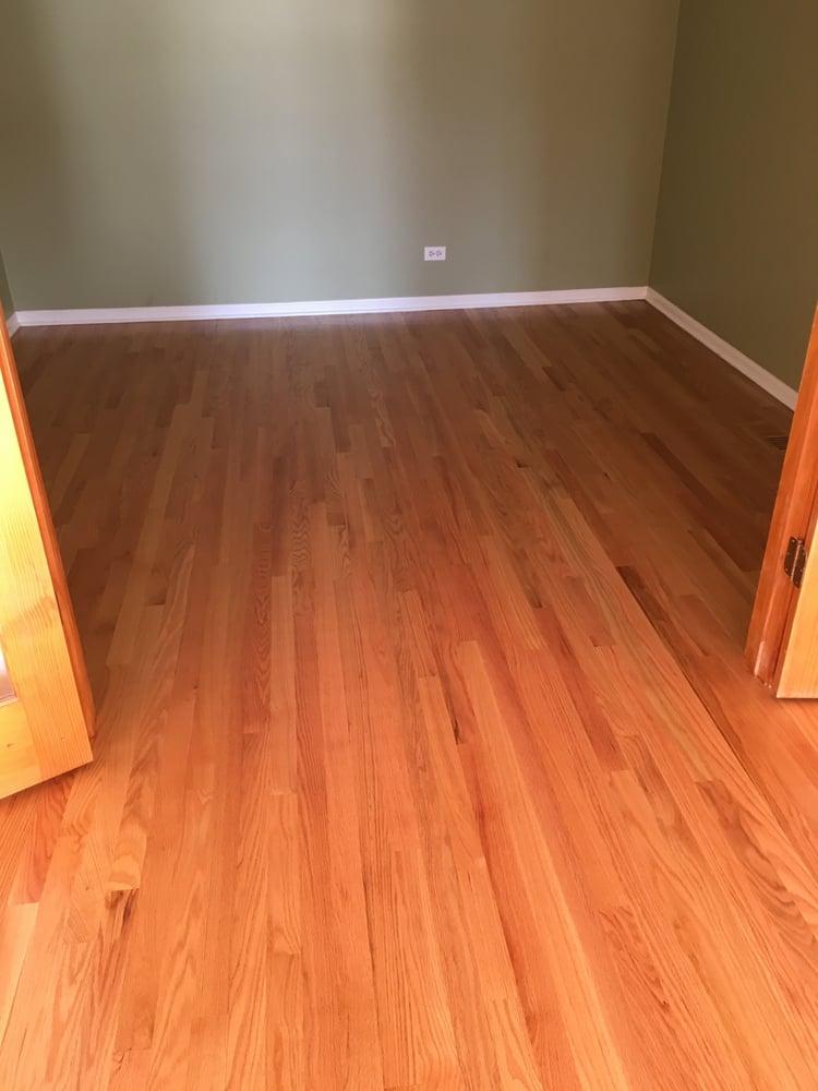 satin finish hardwood flooring reviews