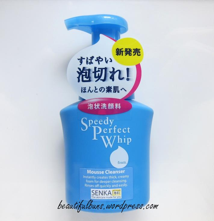 senka perfect double wash review