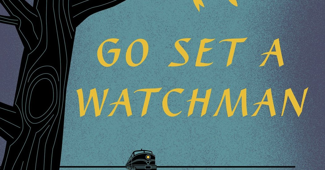 go set a watchman review ny times