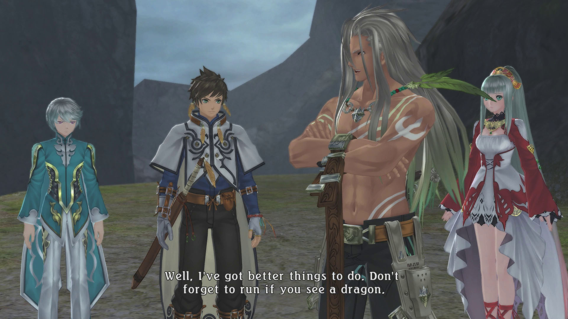 tales of zestiria ps4 review