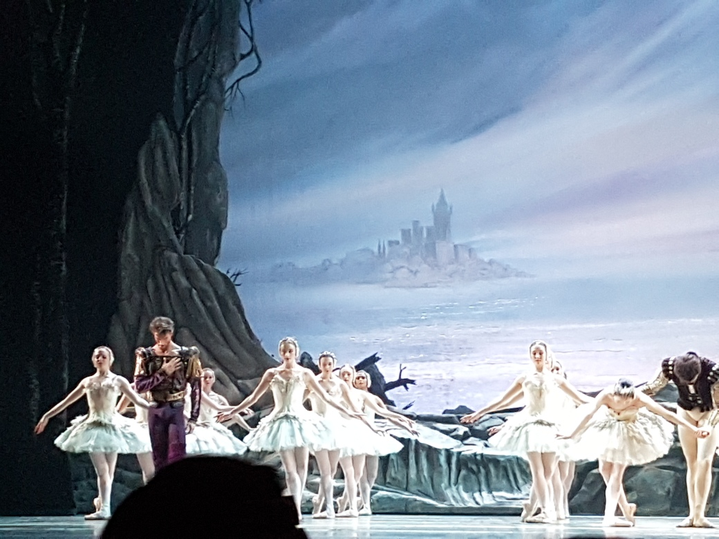 american ballet theatre swan lake review