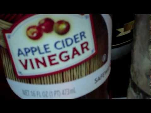apple cider vinegar wart removal review