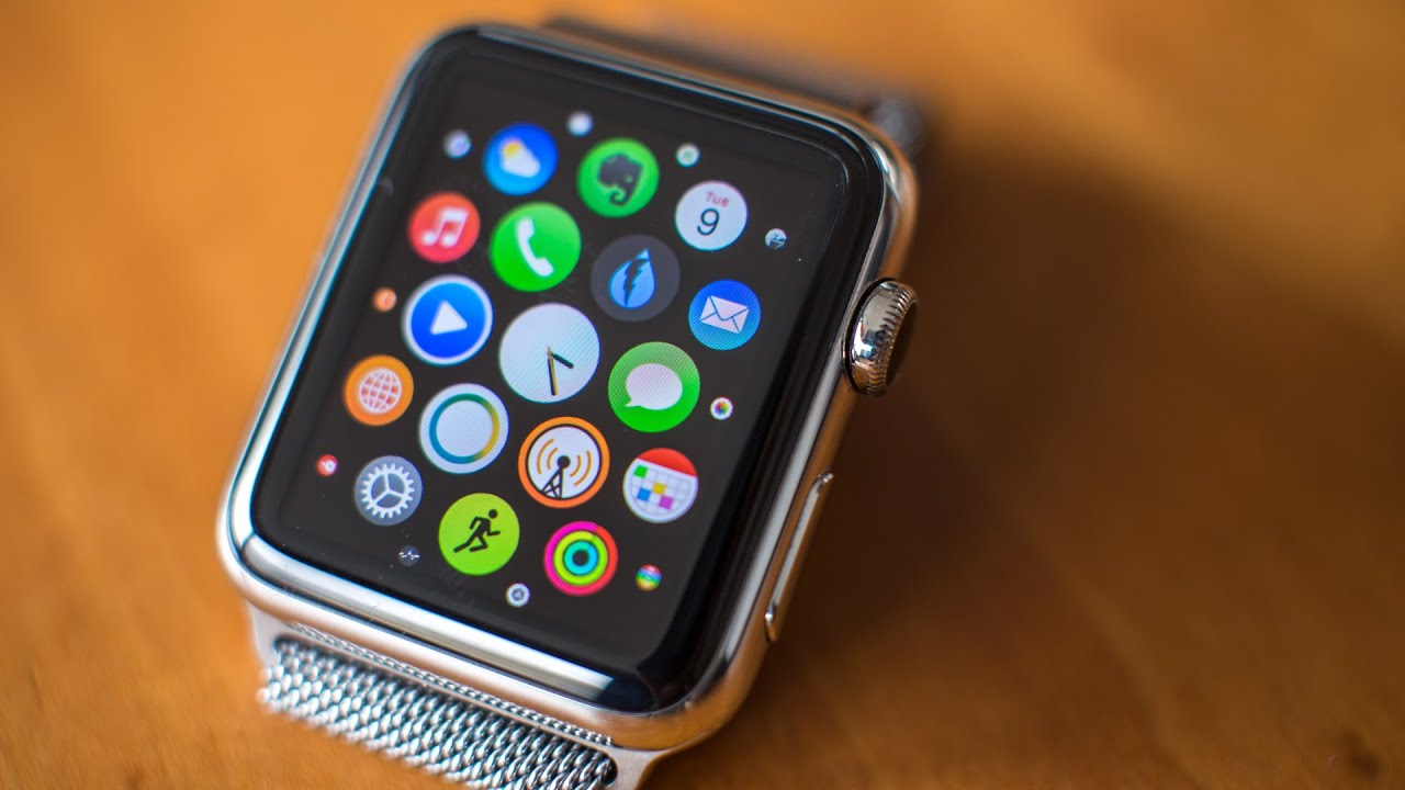 apple watch 2 youtube review