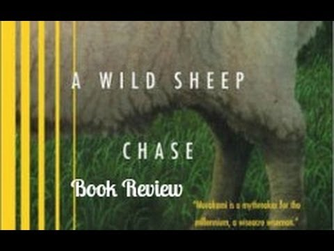 a wild sheep chase review
